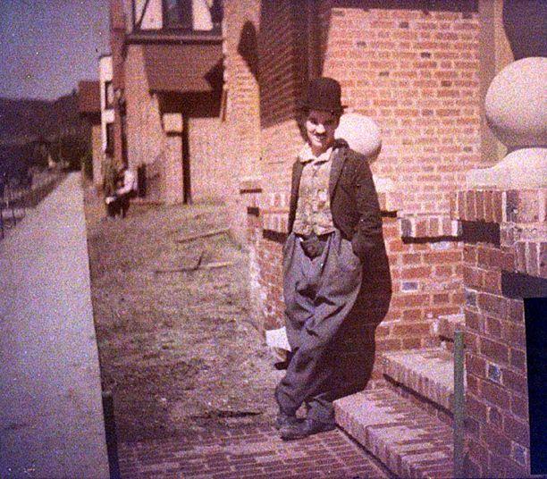 Charlie Chaplin (present day Jim Henson Studio's in Hollywood)