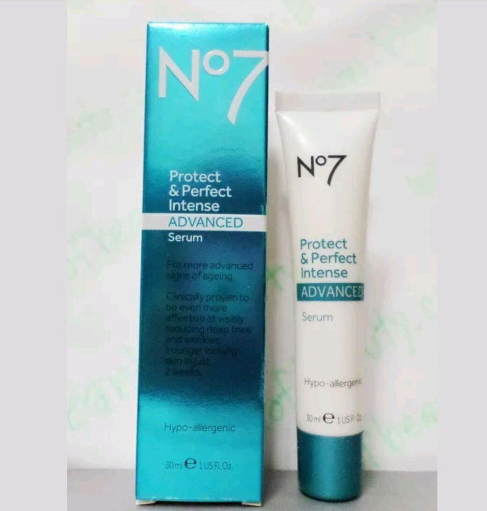 No 7 Boots Protect Amp Perfect Intense Advanced Anti Aging Serum Nib 1oz Health Amp Beauty Skin Care An Skin Care Treatments Anti Aging Serum Skin Care