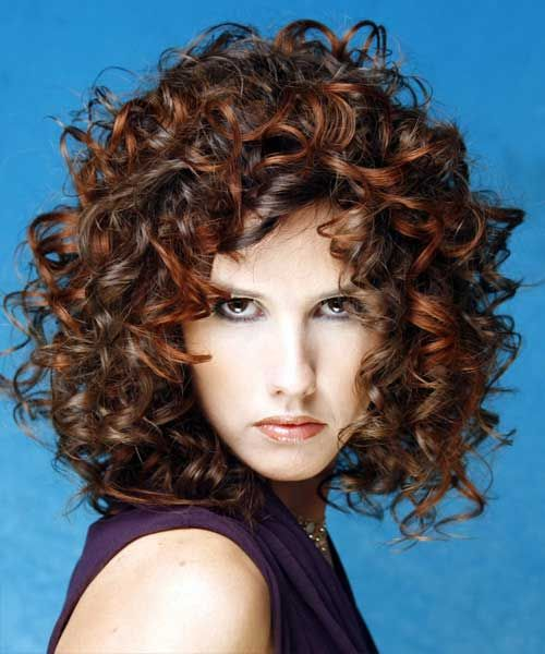 how to style curly permed hair permed curly hair hair styles permed 4964
