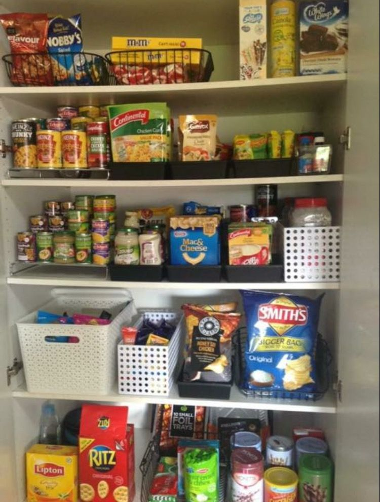 Kmart Pantry Hack Kmart Addict In 2019 Pantry