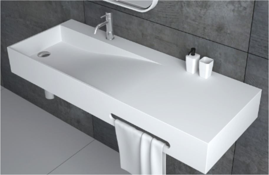 stunning wall hung sinks from abi bathrooms gold coast, we also sell