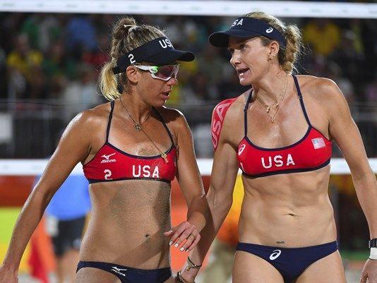 Bikini Photo Us Olympic Team
