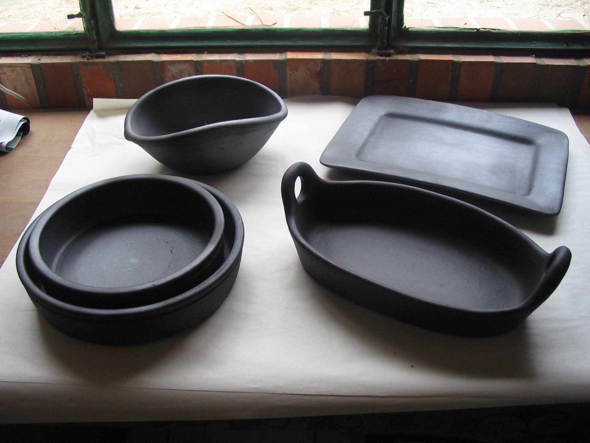 Img 0811 barro negro y cer mica for Vajillas elegantes