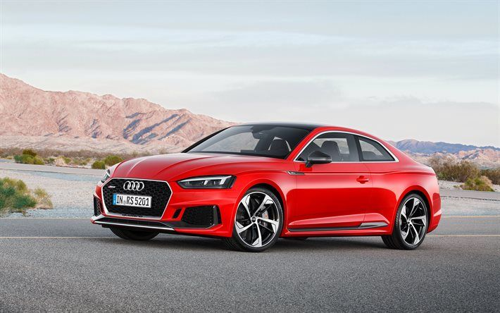 audi rs5 2018 sports coupe red rs5 new audi tuning german cars audi cars wallpapers. Black Bedroom Furniture Sets. Home Design Ideas