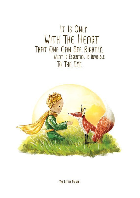 The Little Prince Poster Illustrations Typography Wall Etsy The Little Prince Prince Poster Little Prince Quotes