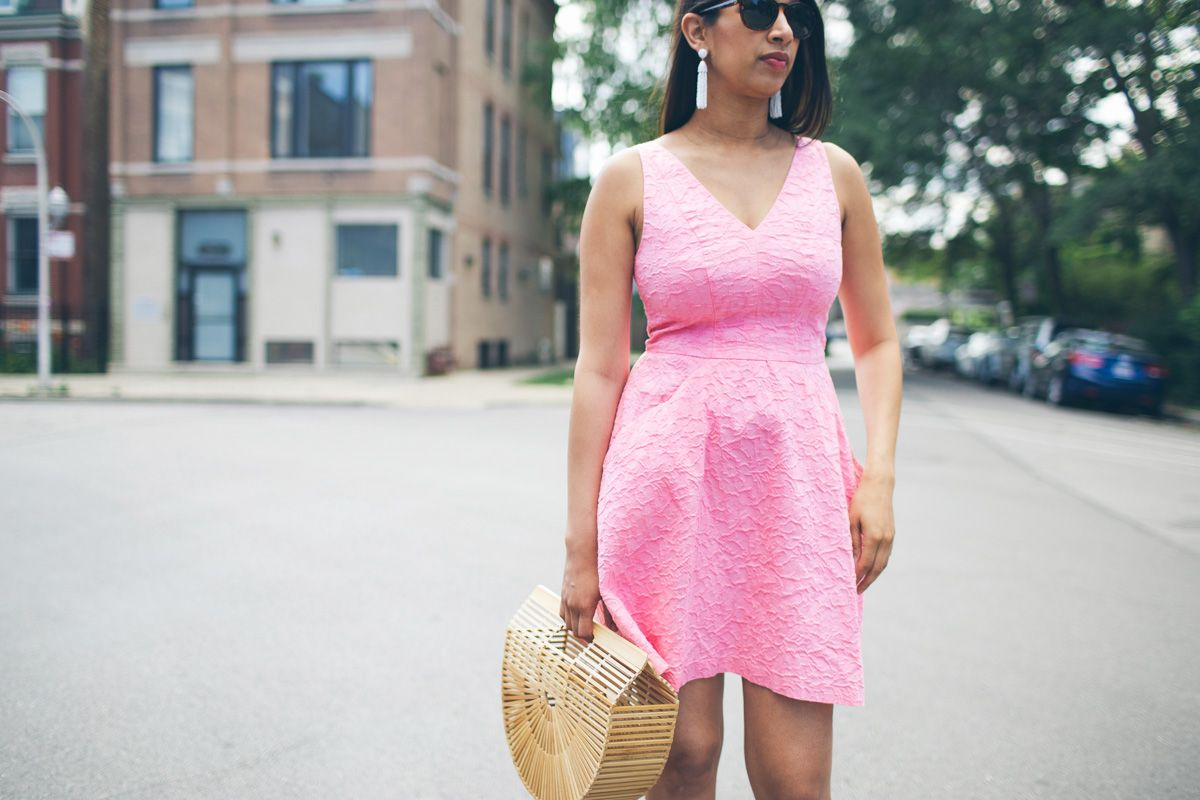 An Easy Summer Wedding Guest Dress