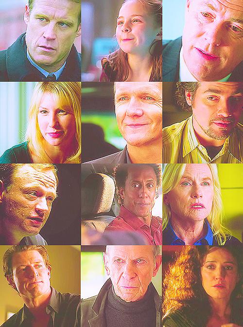 Fringe | Season 1-4 - Best secondary characters