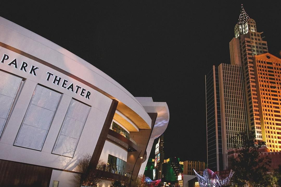 Congratulations to @parktheaterlv on their opening night tonight with Stevie Nicks. #LIVEatPARK
