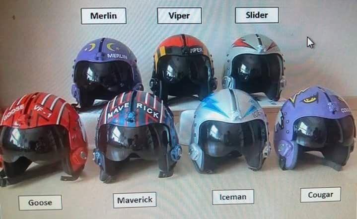 Top Gun Viper Helmet 47491 Loadtve