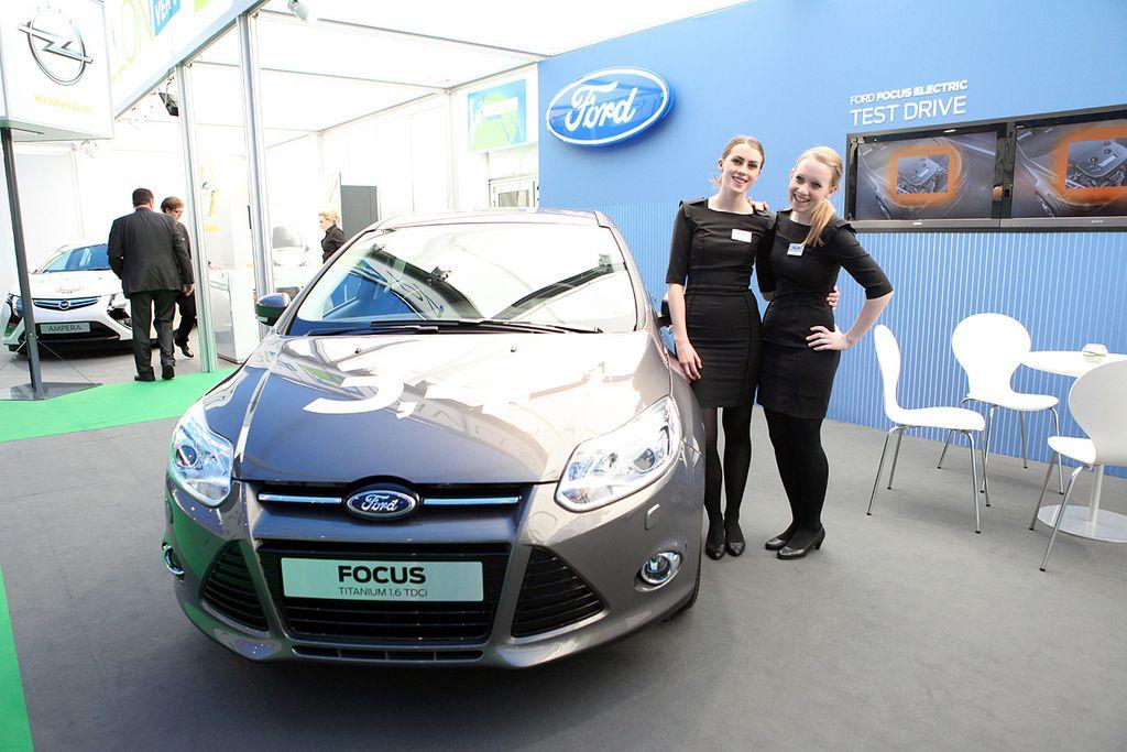 Ford Türkiye adlı kullanıcının Cenevre Fuarı 2012
