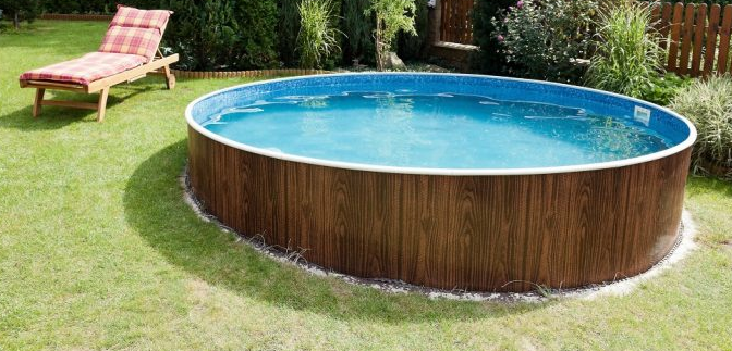 Best Permanent Above Ground Pools Of 2019 Reviews Best Above Ground Pool Above Ground Pool Above Ground Swimming Pools