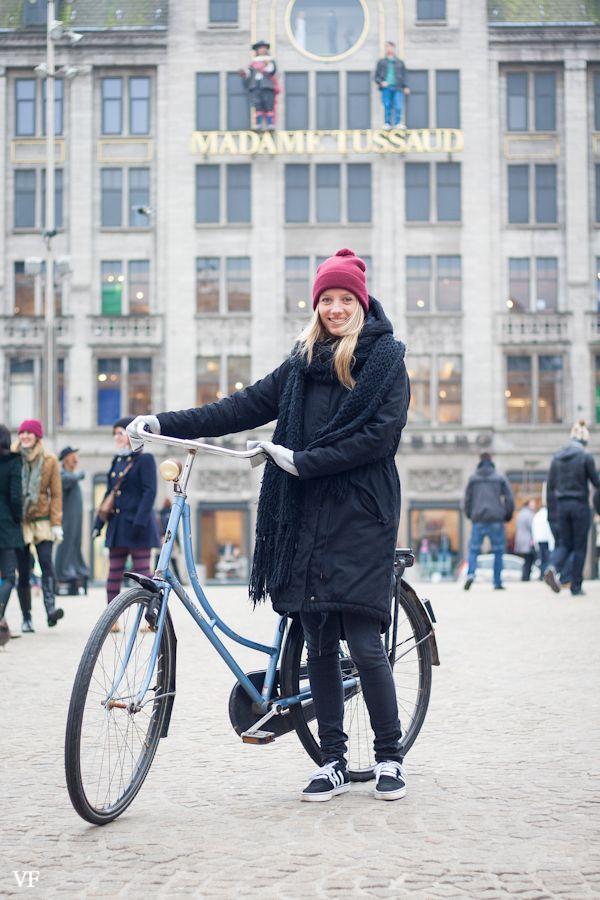 Simple Bike Riding Outfit City Bike Style Bike Style