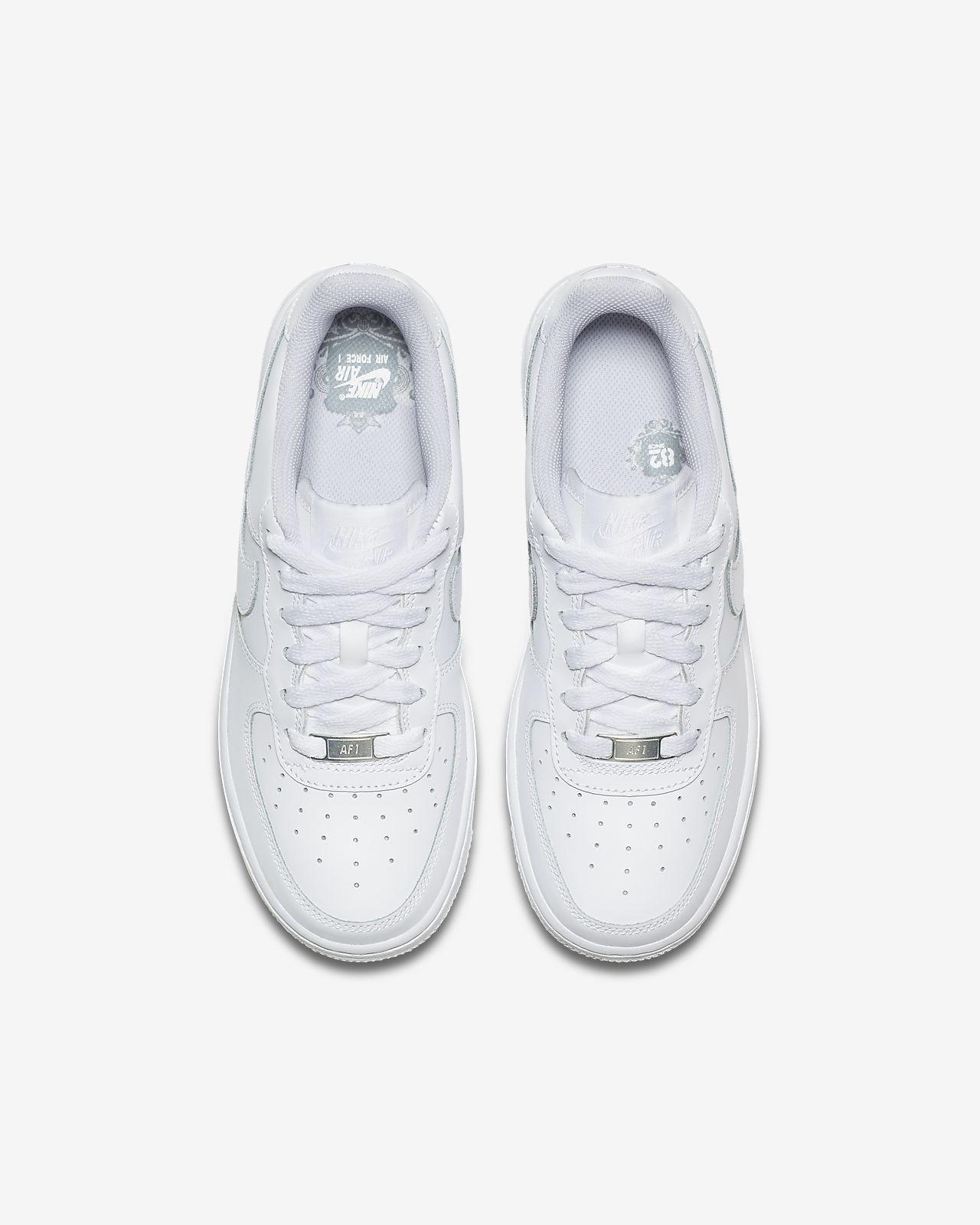 4aaf558950 Nike Air Force 1 Older Kids  Shoe