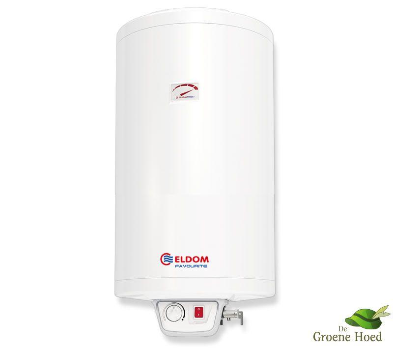 Eldom Favourite 50 liter elektrische boiler | Elektrische boilers ...