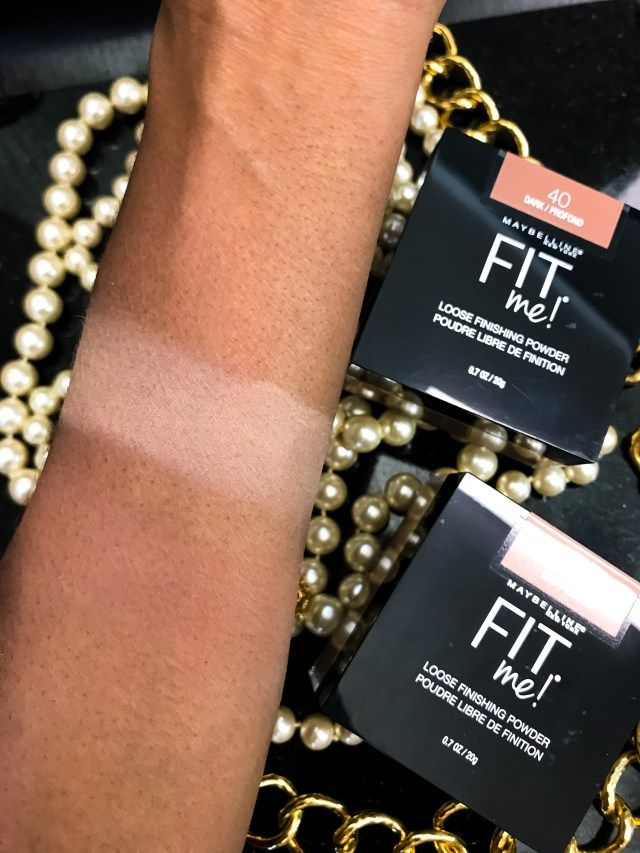 Fit Me Loose Finishing Powder by Maybelline #3