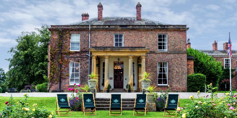 wedding reception venues north yorkshire%0A Carlton Towers in Goole  Yorkshire  is a majestic wedding venue in Carlton   The Victorian Gothic property is exclusive for     wedding guests