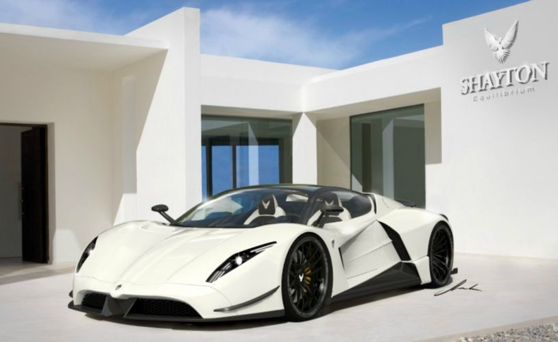 Superbe The Shayton Equilibrium Is The Newest Addition To The Super Sports Car  Category. This Fine