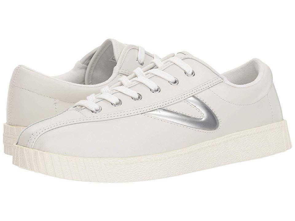 Tretorn Nylite 29 Plus Men's Shoes Vintage WhiteSilver