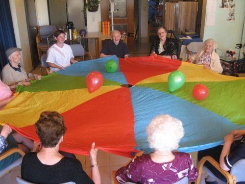 Zeer activiteiten bejaarden - Google zoeken | Beweging bij senioren @MK96