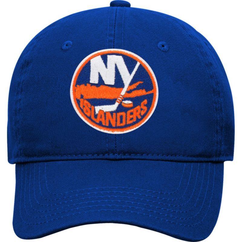a7acf915557 ... ireland nhl youth new york islanders basic structured adjustable royal  hat kids unisex team fc9d2 d26b9