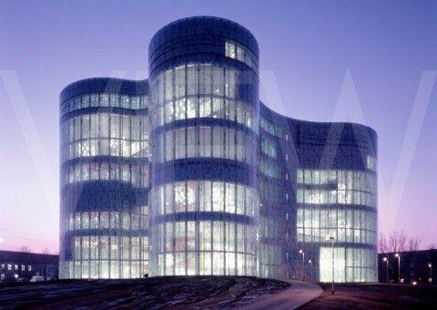 Library of the brandenburg technical university in cottbus for Designhotel brandenburg
