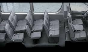13 Seater Maxi Cab Seating Capacity Toyota Hiace Mini Bus Toyota