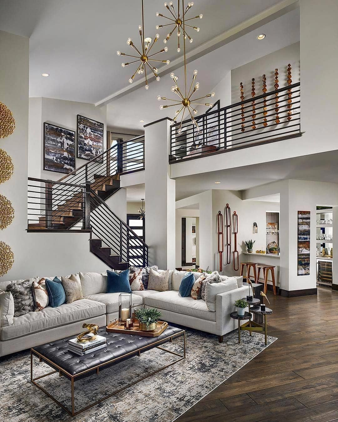 "Luxury House Designs on Instagram: ""Beautiful Designed interior"