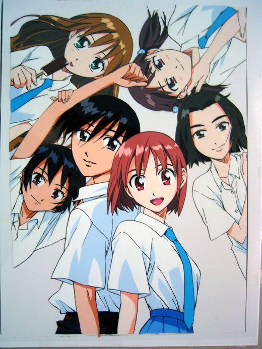 Kareshi Kanojo No Jijou Serien Stream
