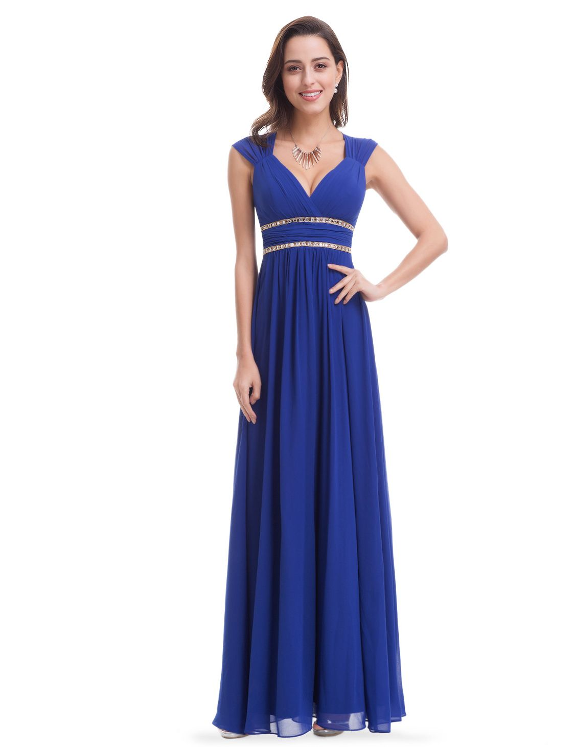 3889f9791611 Ever-Pretty Long Beaded Evening Cocktail Formal Party Bridesmaid Dress 08697 #Evening#Cocktail#Beaded