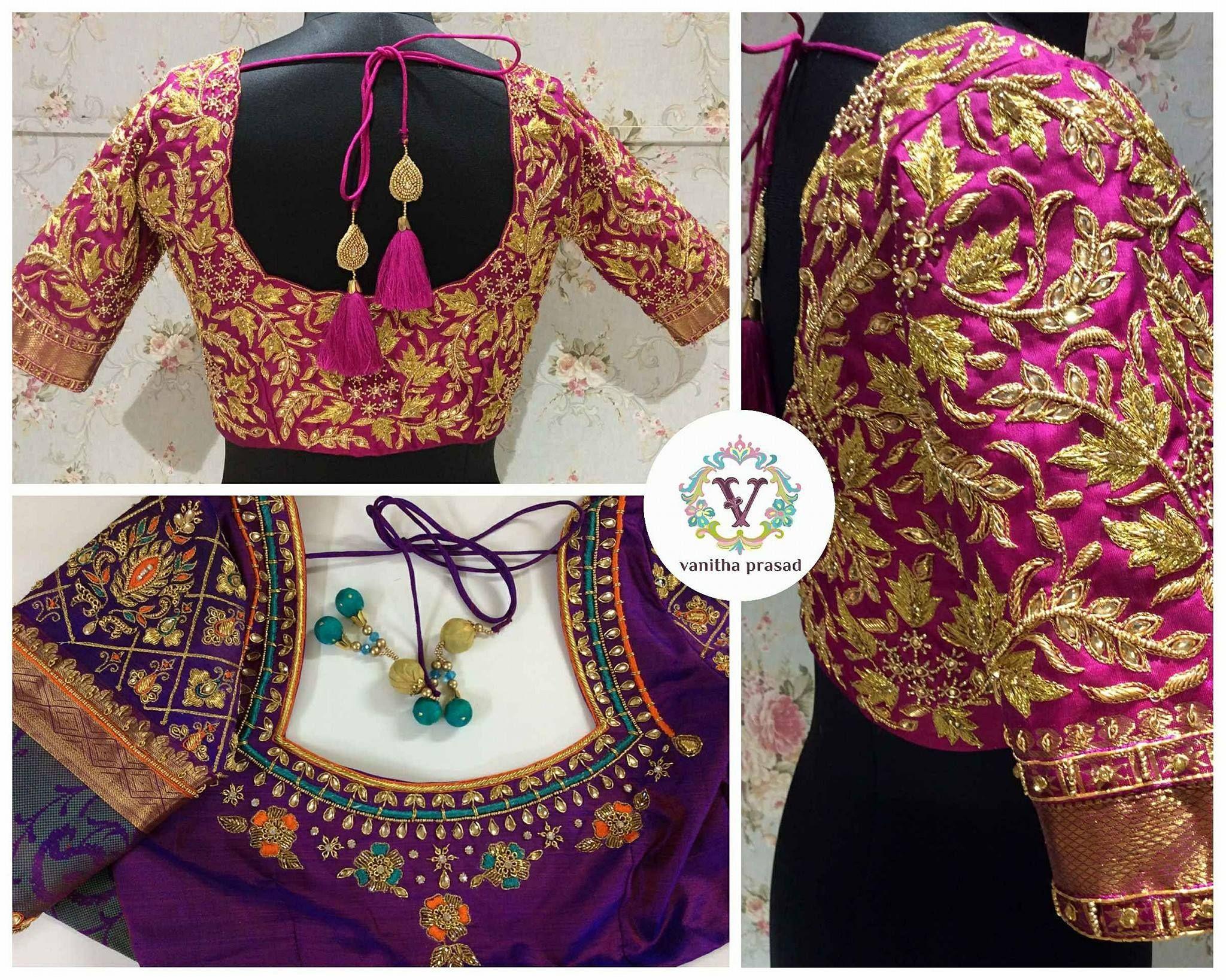 vanitha couture. <br>  #1 Saravana Street T.Nagar Chennai. <br> contact : 098412 31366.