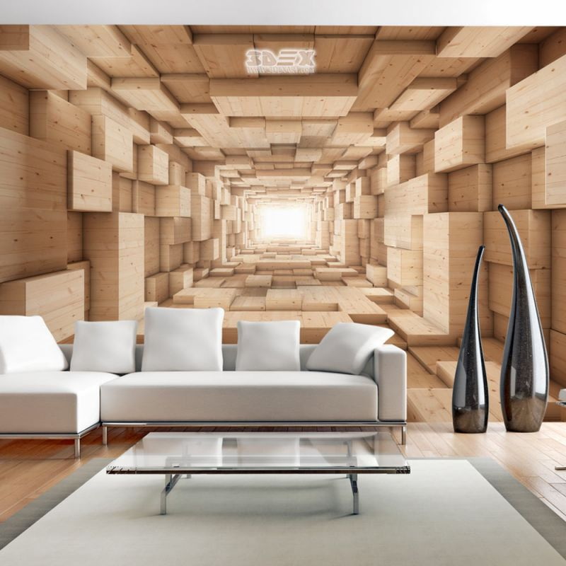 40 Stylish 3d Wallpaper For Living Room Walls 3d Wall Murals 3d