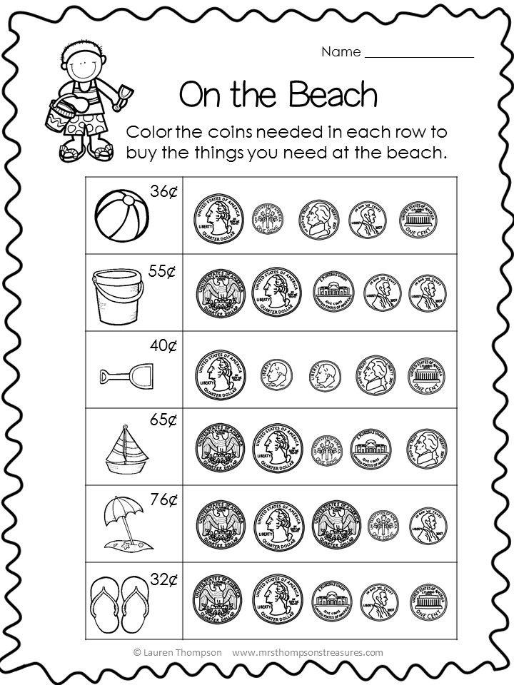 Second Grade Math Packet Math Worksheets 2nd Grade Math Worksheets Math Pages
