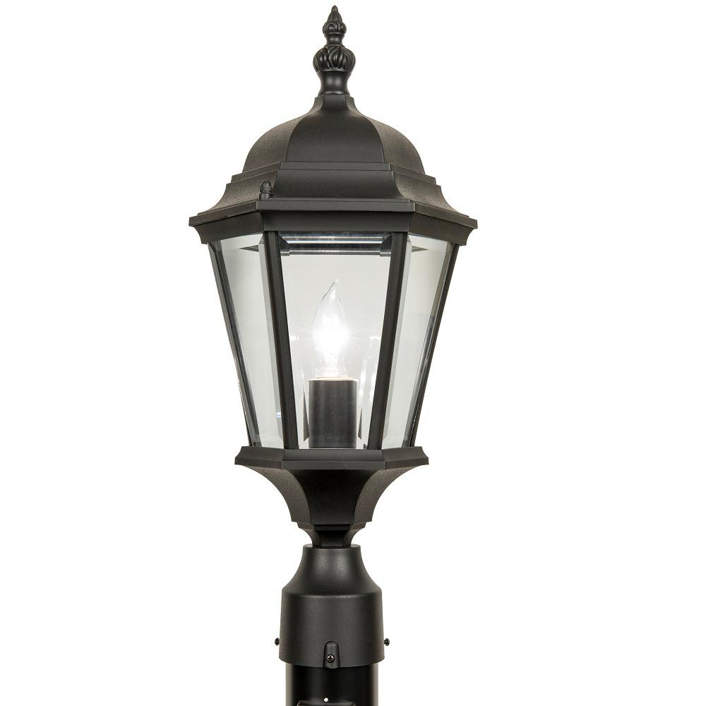 Newport Crest Altina Outdoor Black Post Light Outdoor Post Lights Post Lights Lamp Post Lights