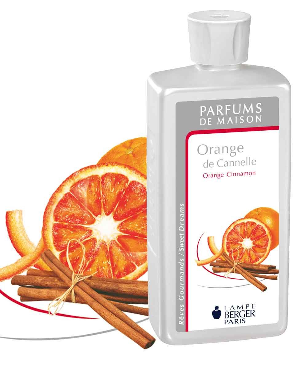 Lampe Berger Parfum Orange De Cannelle 500ml Orange Cinnamon Weihnachtsdufte Duft Lampe