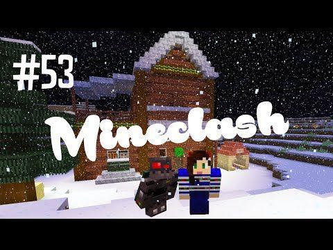 CHRISTMAS CHORES CHALLENGE - MINECLASH (EP.53) - YouTube