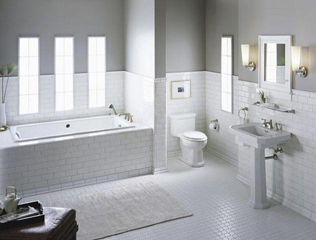 White Floor Tiles Bathroom. White Subway Tile Bathroom Floor Tiles ...
