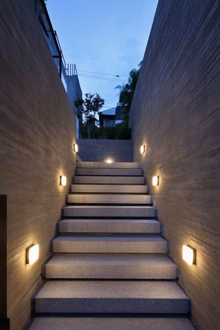 Bathroom Brick Wall Lighting Ideas Outdoor Stairs Modern Family House  Design And False Brick Wall Lighting Ideas Remarkable Wall Light Desig.