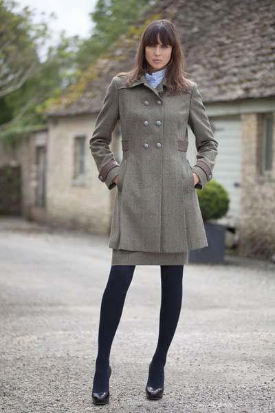 Dubarry Hawthorn Tweed Coat - Dubarry - Ladies - Brocklehursts ...