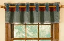 Country Curtain Rod Yahoo Image Search Results Cortinas