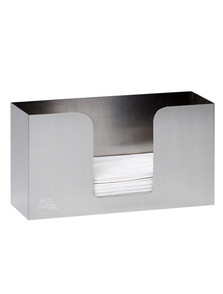 Bc919 Counter Top Brushed Steel Paper Hand Towel Dispenser