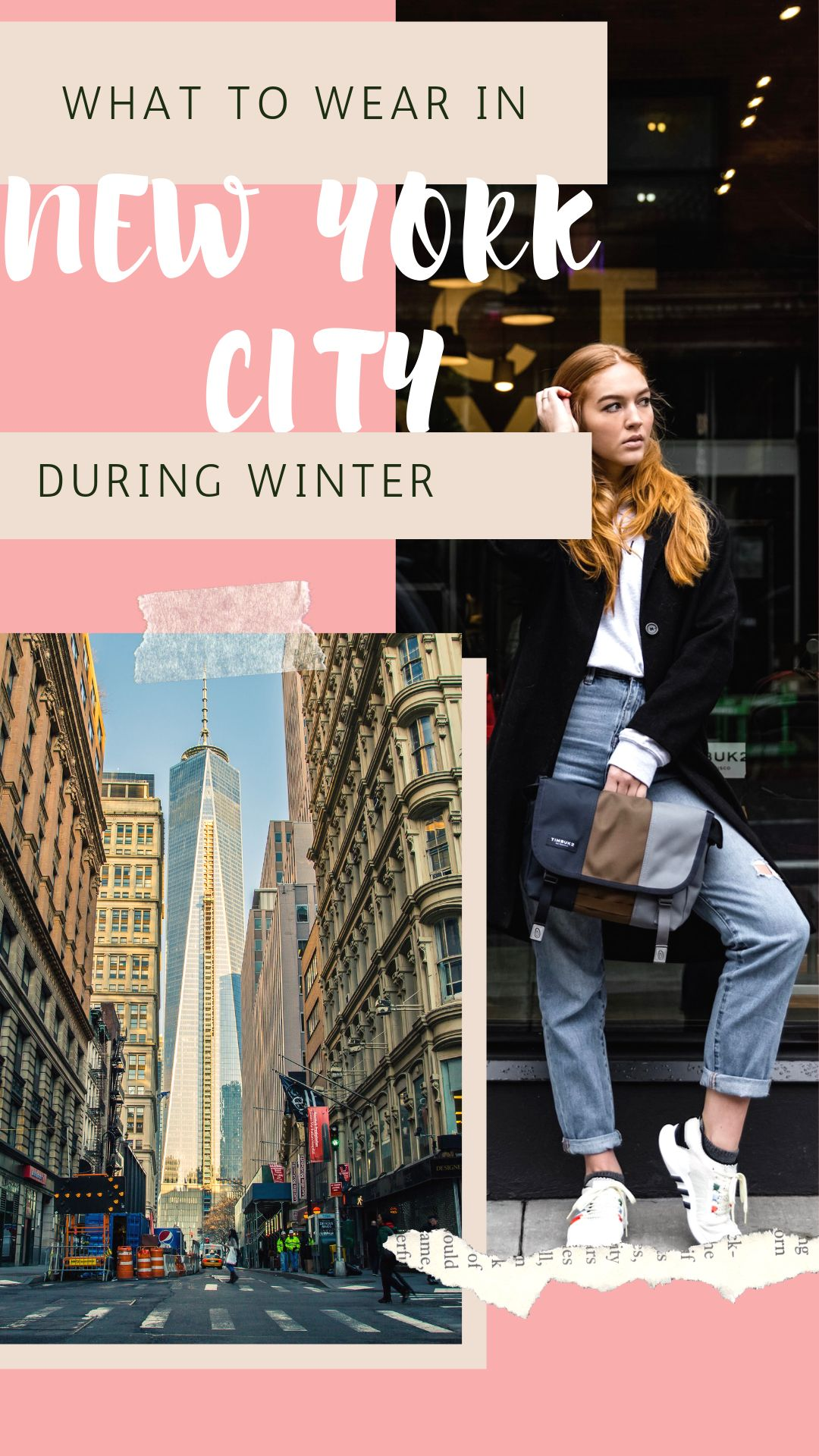 Winter Packing Guide For New York City