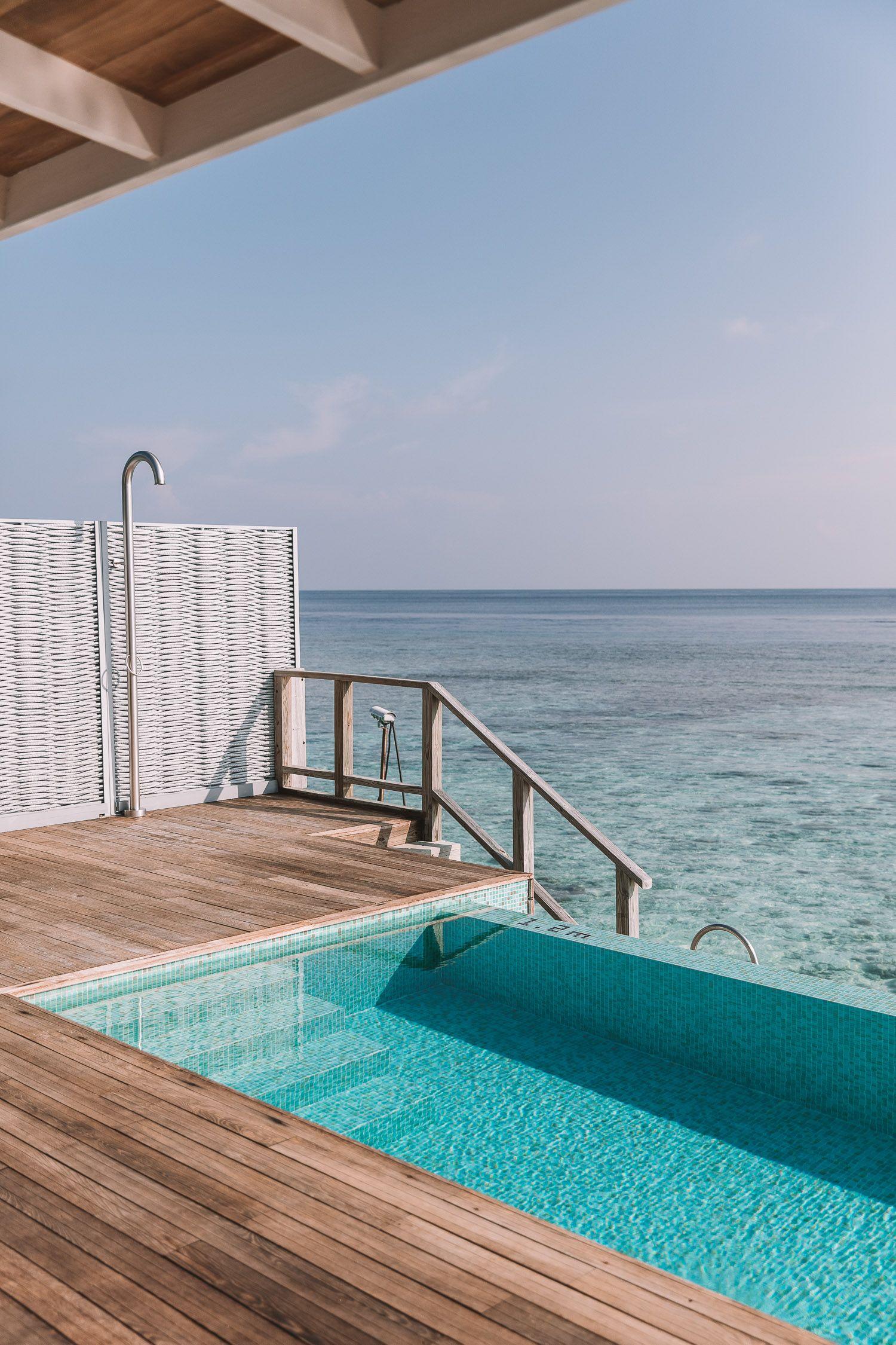 Das Kuramathi Island Resort Im Rasdhoo Atoll Auf Den Malediven