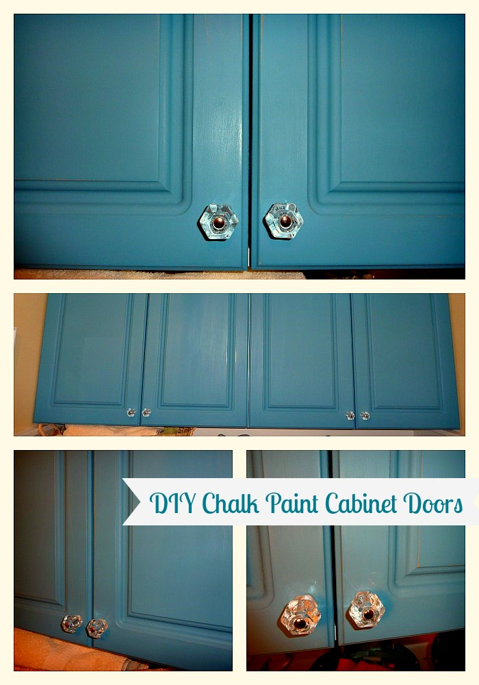 Diy Chalk Painted Doors The Love Affair Continues Painted