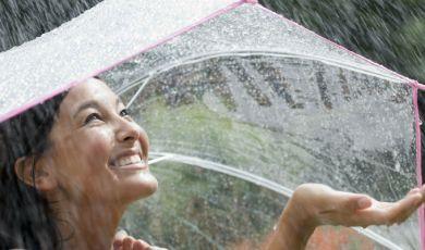 Cómo evitar el frizz cuando llueve