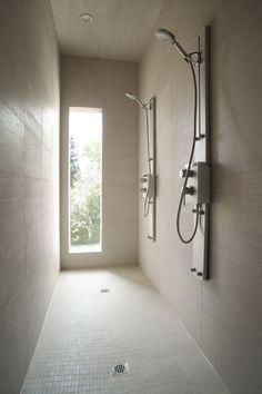 Ensuite Bathroom Without Window narrow ensuite | bathroom ideas | pinterest | bathroom renos