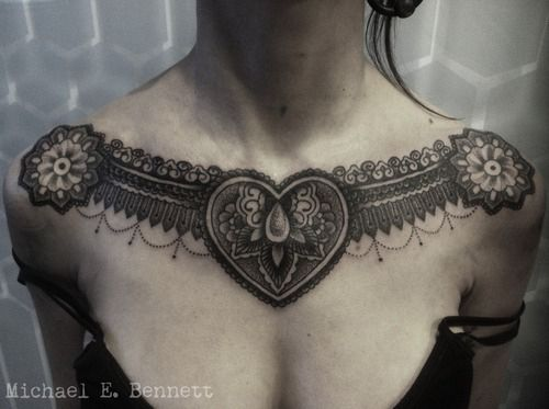 Image from http://www.tattoostime.com/images/424/grey-ink-mandala-tattoos-on-chest-and-shoulders.jpg.