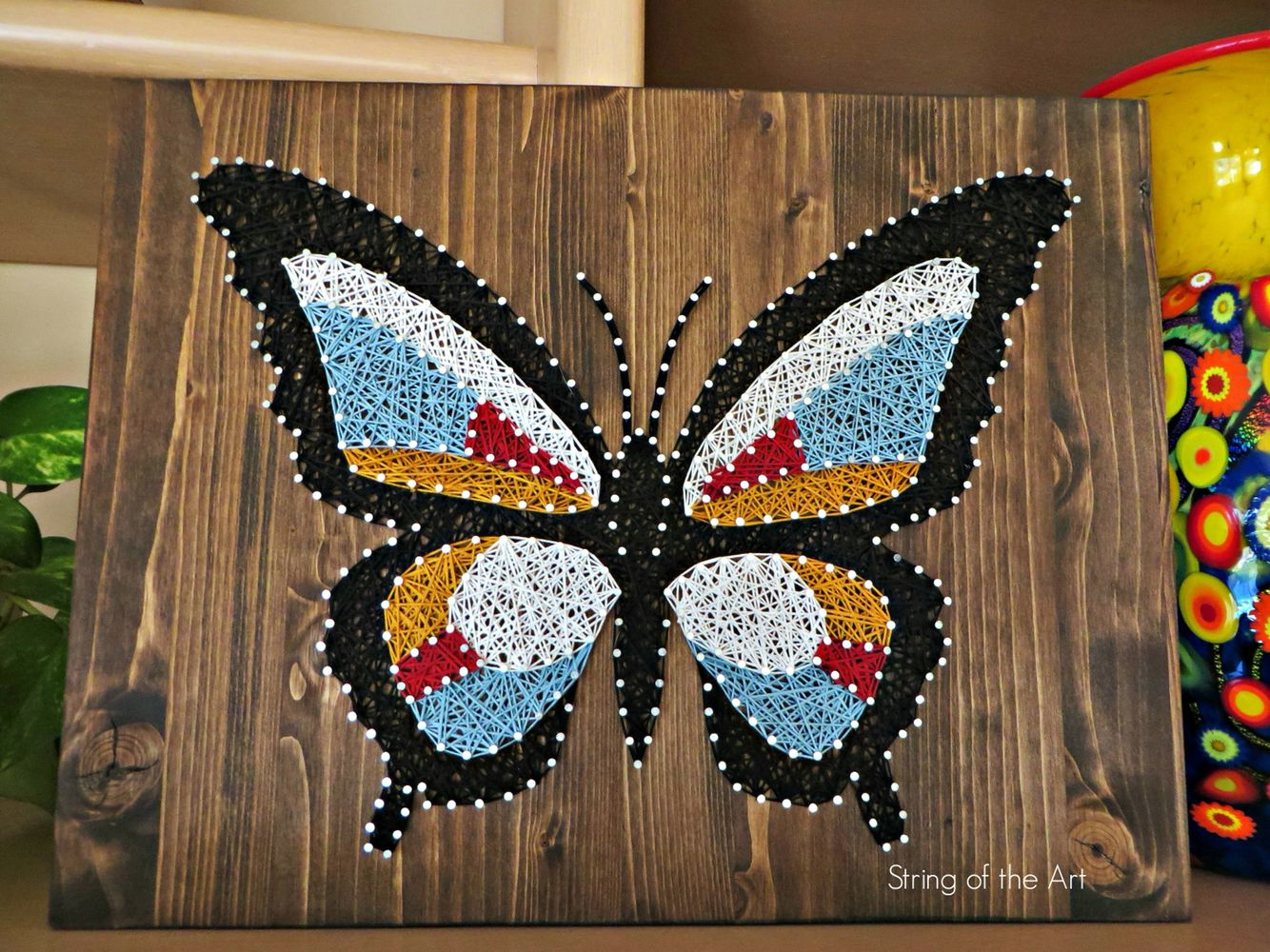 String Art DIY Crafts Kit. Save 10% off the purchase price of this ...