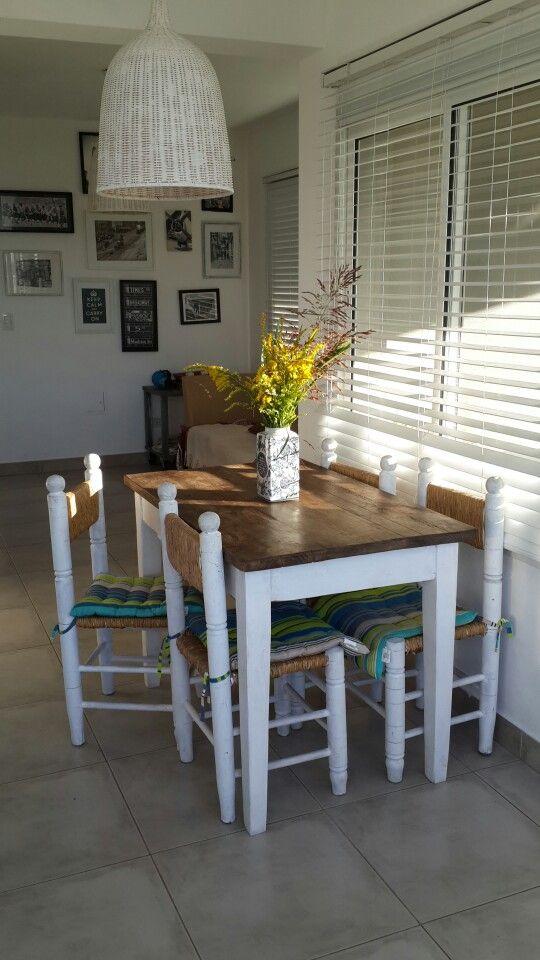 Mesa de campo medidas: 1.10 x 0.70 x 0.80 | hogar | Pinterest | Mesa ...