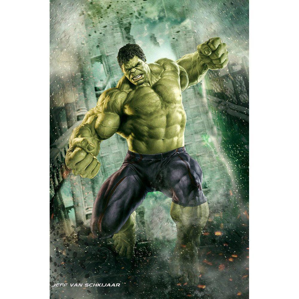 Superman Man Super Hero Hot Movie Art Silk Poster 13x20 24x36 inch