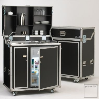 Case Kitchen Kitcase Freestanding Kitchen Kitchenette Mini Kitchen